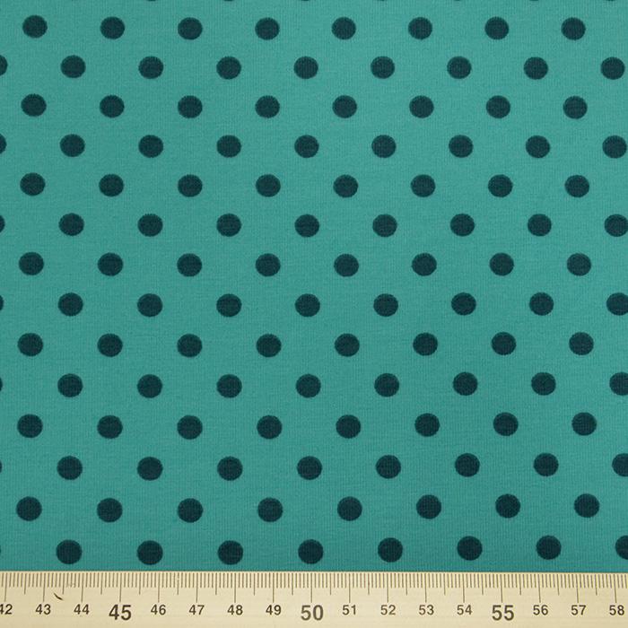 Jersey, bombaž, pike, 16363-124, turkizna