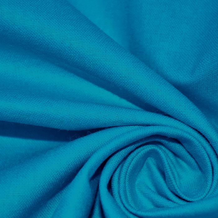 Bombaž, poplin, 16386-3, modra