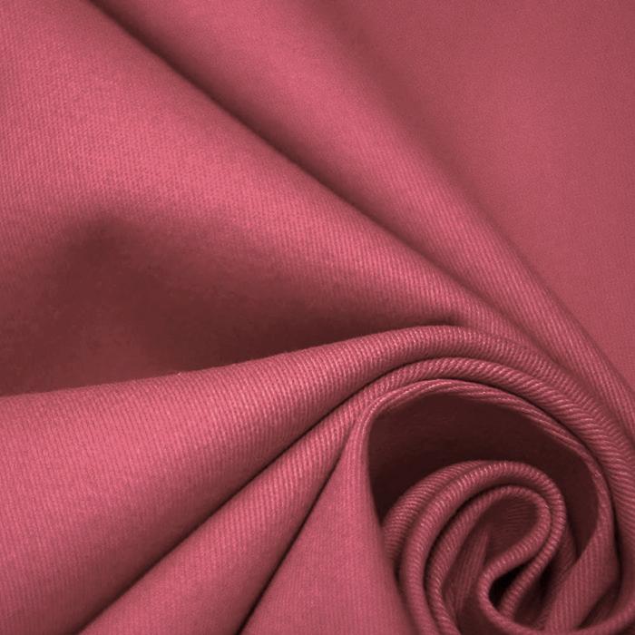 Bombaž, keper, elastan, 15269-134, alt roza