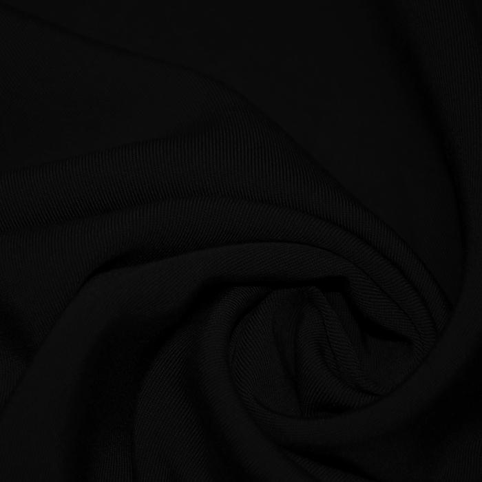 Tkanina, viskoza, 16417-069, črna
