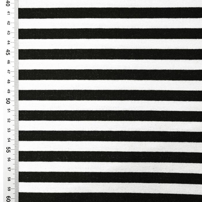 Prevešanka, črte, 15633-369, črno bela