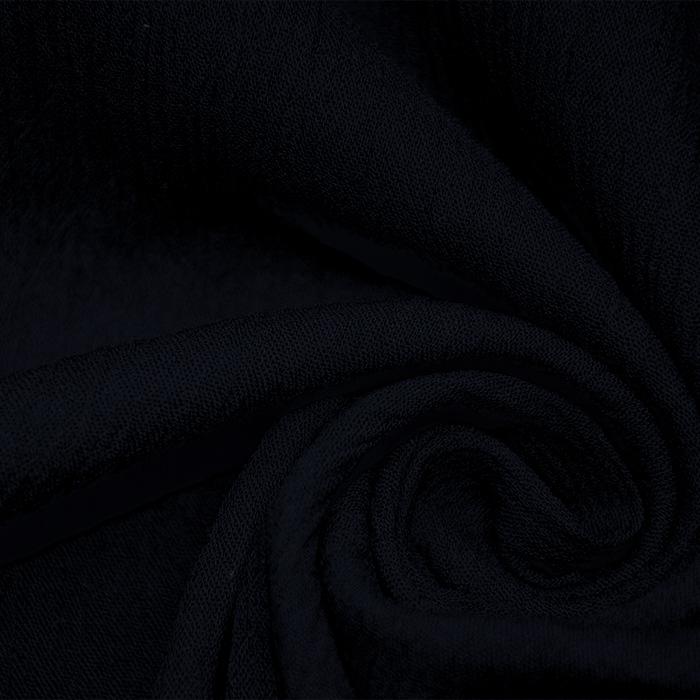 Bombaž, tanek, mečkanka, 16456-004, modra