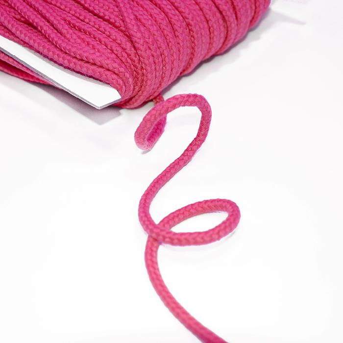 Vrvica, bombažna, 5mm, 16510-42272, pink