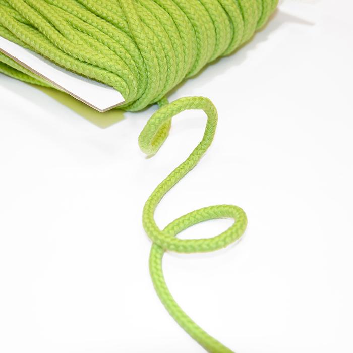 Vrvica, bombažna, 5mm, 16510-42273, zelena