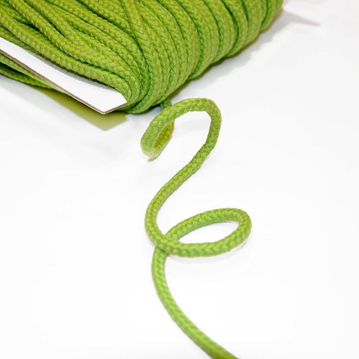 Vrvica, bombažna, 5mm, 16510-42274, zelena