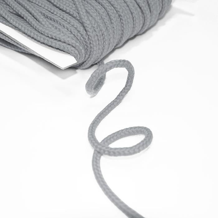 Vrvica, bombažna, 5mm, 16510-42283, siva