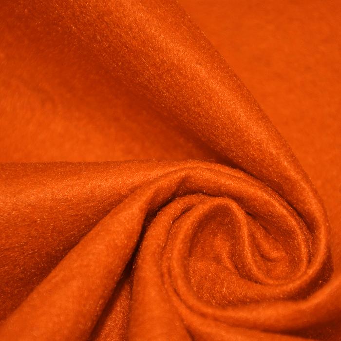 Filc 1,5mm, poliester, 16123-038, oranžna