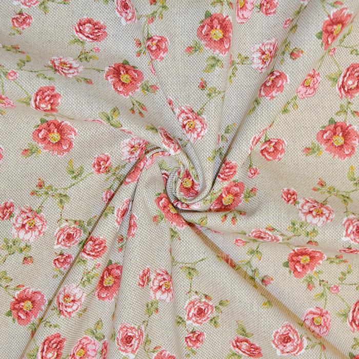 Deko, tisak, cvjetni, 15188-134
