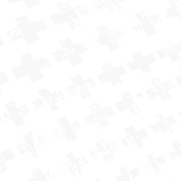 Preslikač, križci, 16726-1, bela
