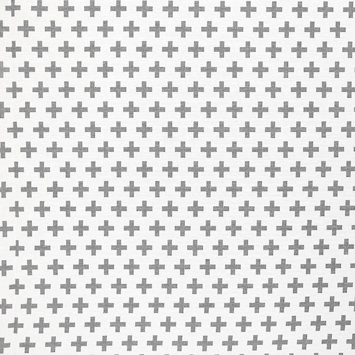 Deko žakard, geometrijski, 16744-2, siva