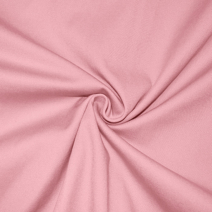 Bombaž, keper, elastan, 16776-112, roza
