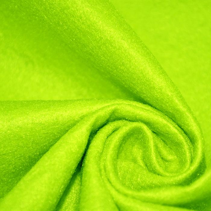 Filc 1,5mm, poliester, 16361-135, neon zelena
