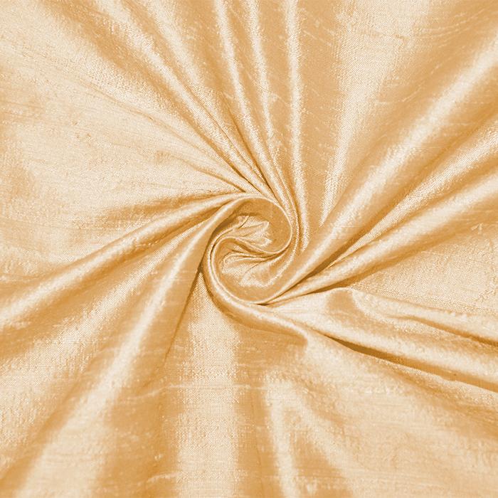 Svila, šantung, 16777-67, zlato rumena