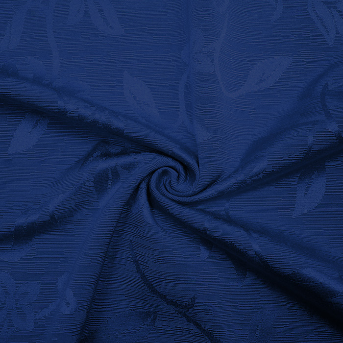 Otoman, žakard, 4146-134, modra