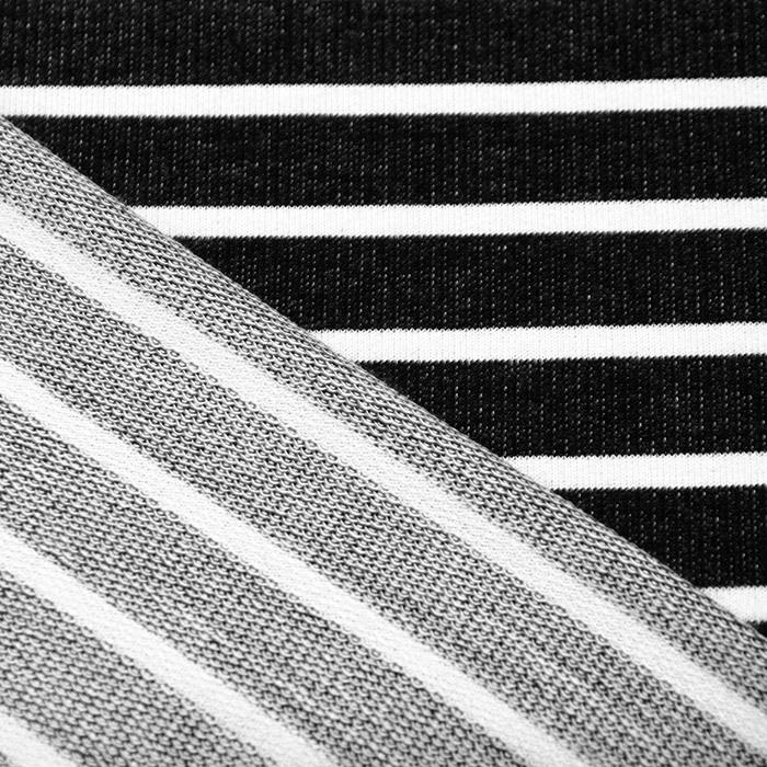 Prevešanka, črte, 15633-269, črna