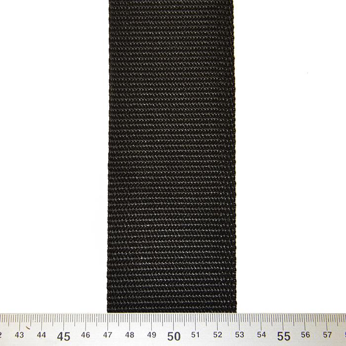 Trak, gurtna, 60mm, 12802, črna
