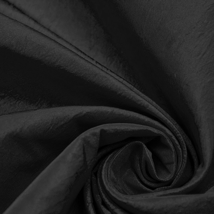 Taft, poliester, 5666-022, črna