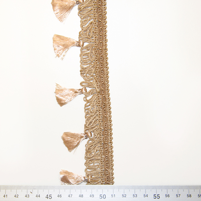 Resice 6 cm, 17040-40667, bež