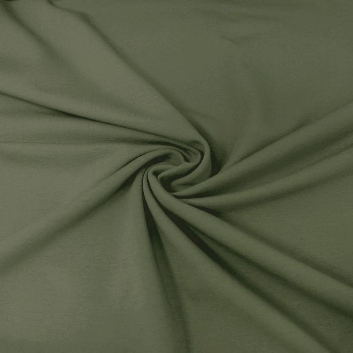 Jersey, bombaž, 13335-196, zelena