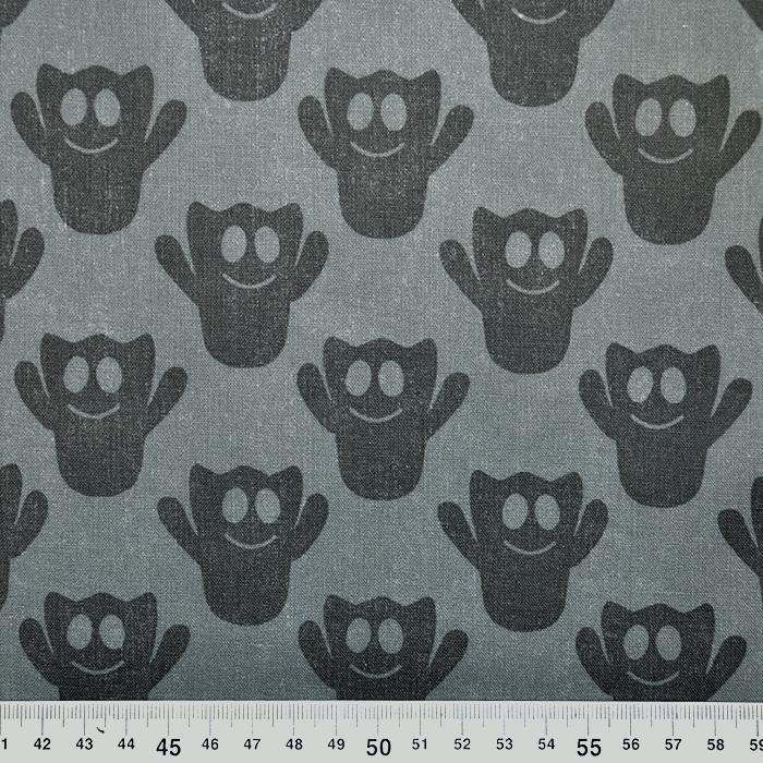 Bombaž, poplin, tisk, 17048-062