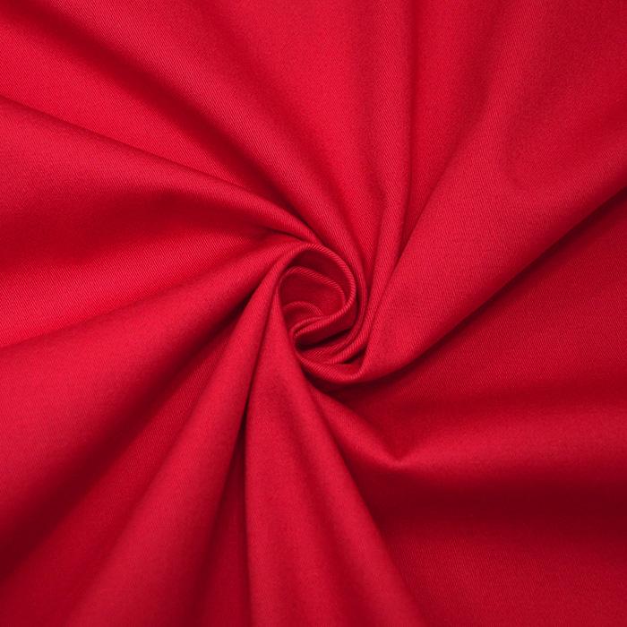 Pamuk, keper, 17061-015, crvena