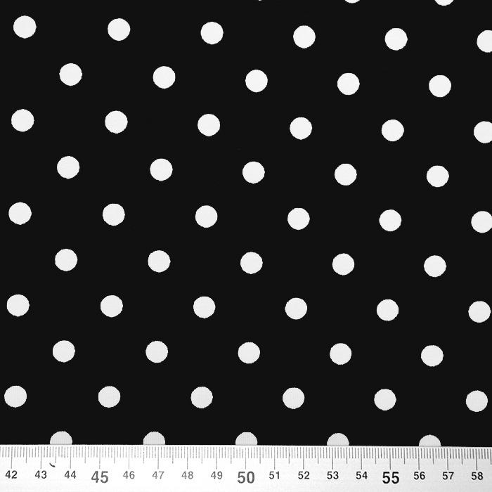 Jersey, pamuk, točkice, 17132-0801