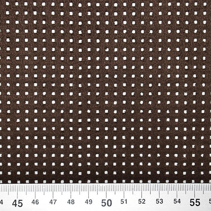 Semiš, brušeno pletivo, 17155-059, rjava