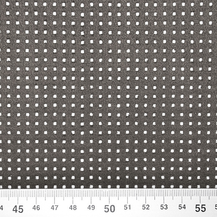 Semiš, brušeno pletivo, 17155-068, siva