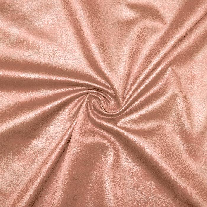 Semiš, brušeno pletivo, 17156-232, marelica