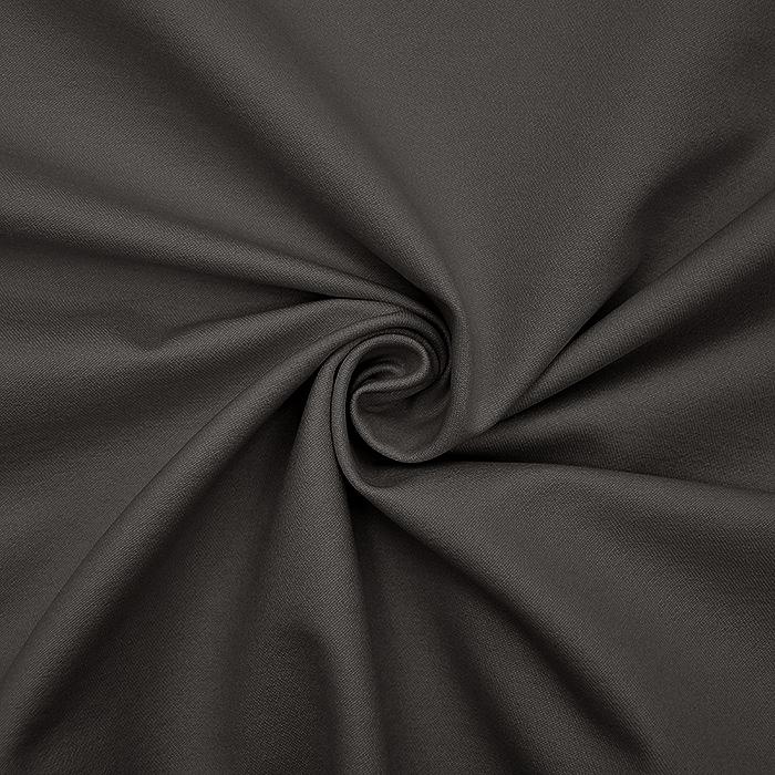 Bengalin, elastična tkanina z nanosom, 16058-068, sivo rjava