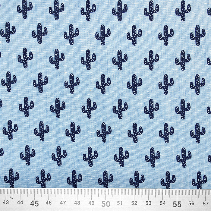 Jeans, srajčni, kaktus, 17243-003