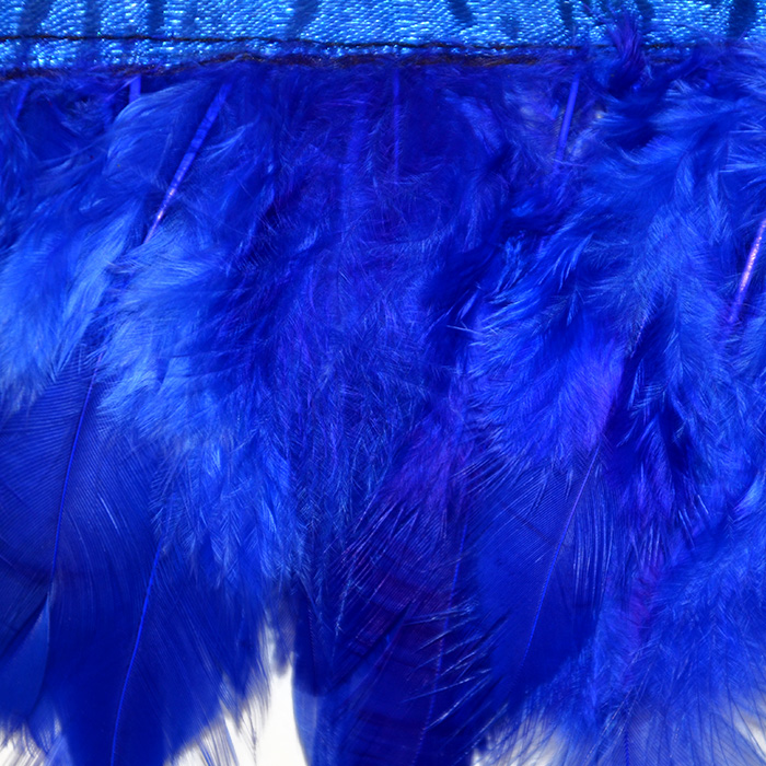 Perje na traku, 16184-41636, modra