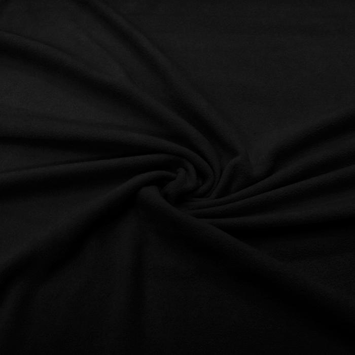 Velur, 17349-22, črna