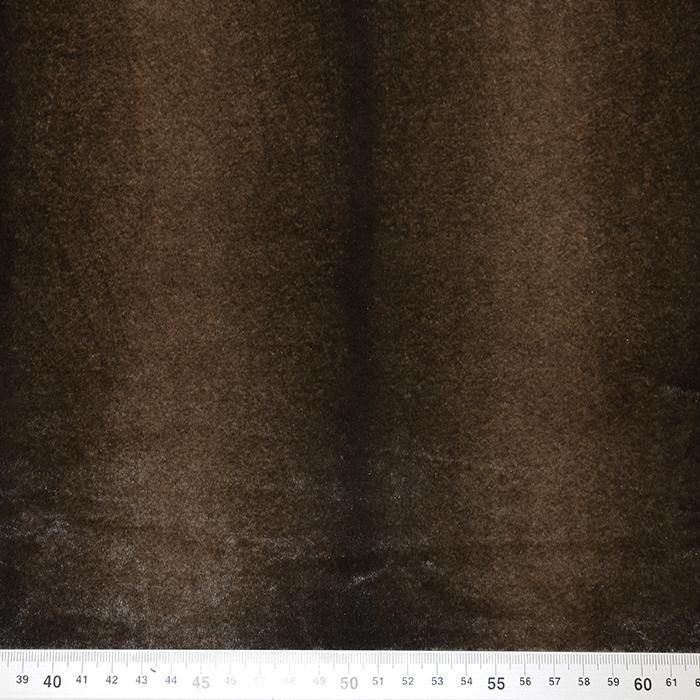 Umetno krzno, 17289-39, rjava