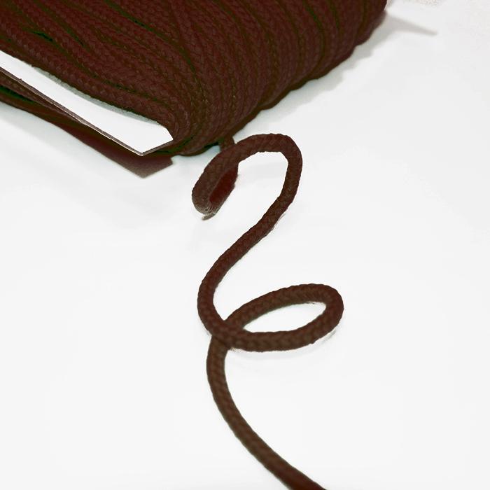 Vrvica, bombažna, 5mm, 16510-42282, rjava
