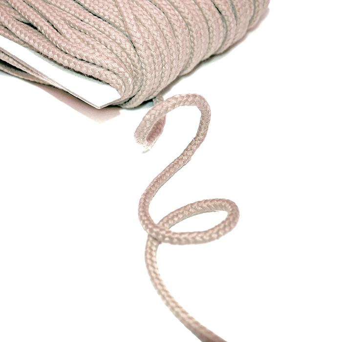 Vrvica, bombažna, 5mm, 16510-42281, bež