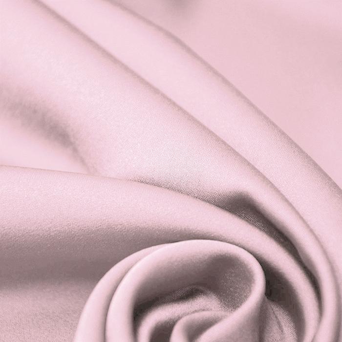 Saten, mikropoliester, 14171-049, roza