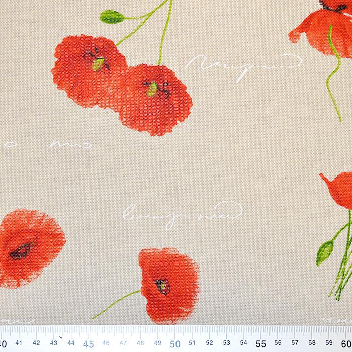 Deko, tisk, cvetlični, 15188-224