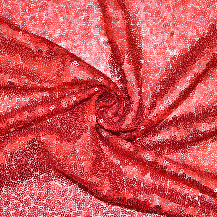 Bleščice, glitter, 17597-015, rdeča
