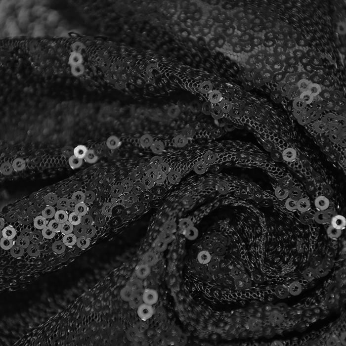Bleščice, glitter, 17597-069, črna