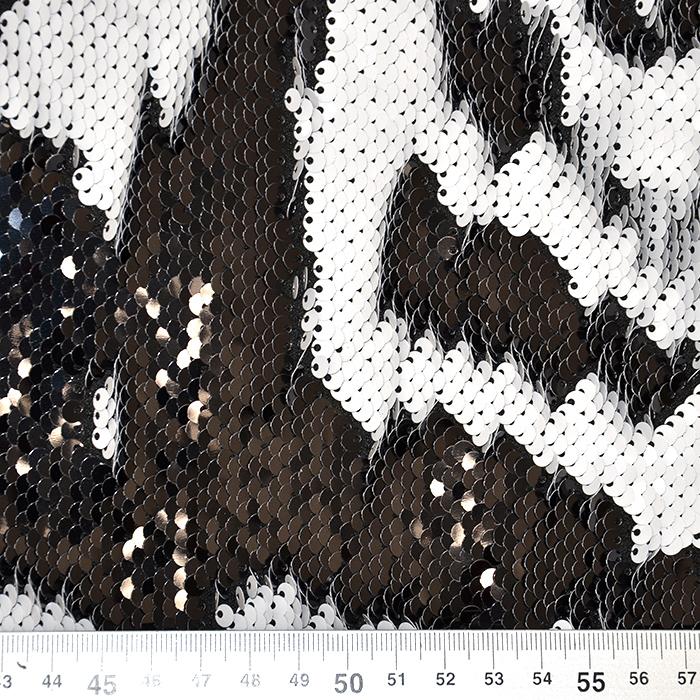 Bleščice, jersey, 17598-069, črno bela