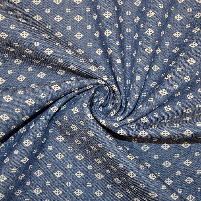 Jeans, srajčni, geometrijski, 17607-004