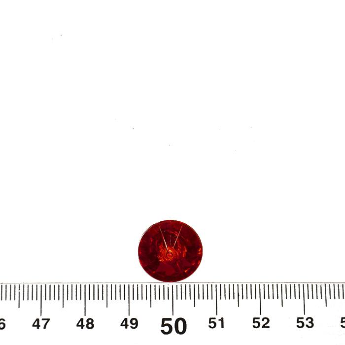 Gumb, kristal, 17643-43769, bordo