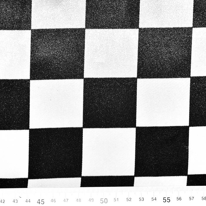 Saten, poliester, 17694-0801, kare