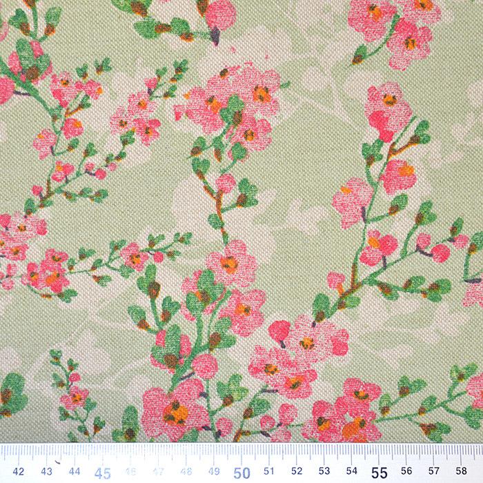 Deko, tisk, cvetlični, 15188-228