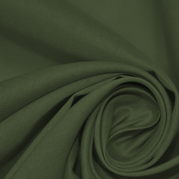 Bombaž, batist, 17831-215, zelena