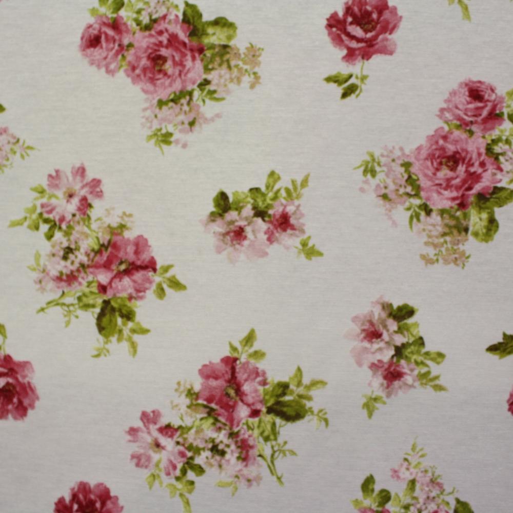 Deko tisk, cvetlični, vrtnice, 5602