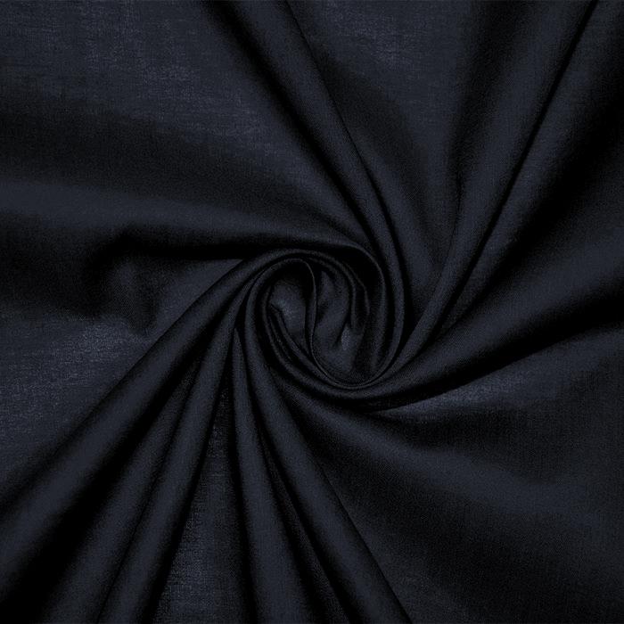 Bombaž, batist, 17831-605, modra
