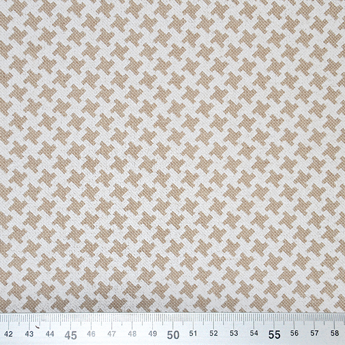 Deko, tisk, geometrijski, 17887-051