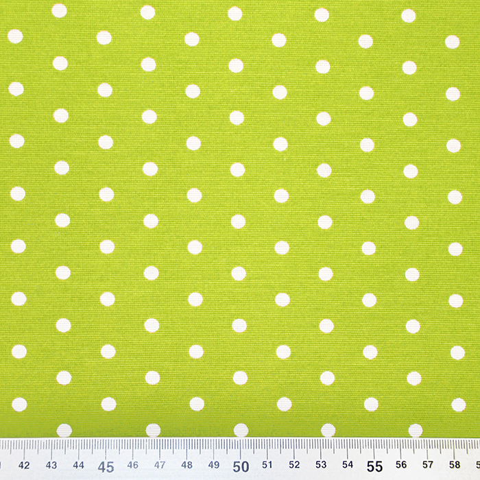 Deko, tisk, pike, 17979-41, zelena